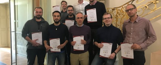 25. Oktober 2019: RAM/LCC Schulung in Berlin